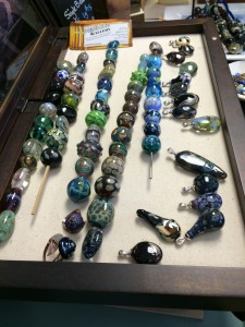 ArtSake gallery Beads by Jen Hopkins